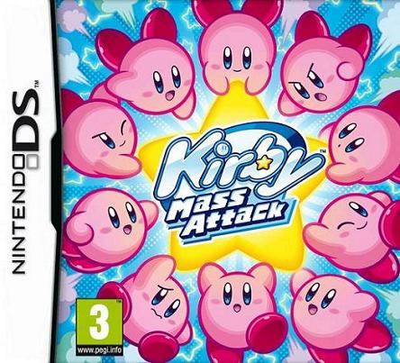 Kirby Mass Attack for Nintendo DS - Gamereload