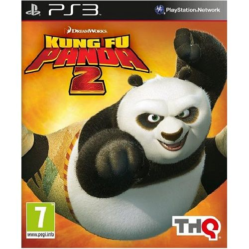 Kung Fu Panda 2 PS3 Game