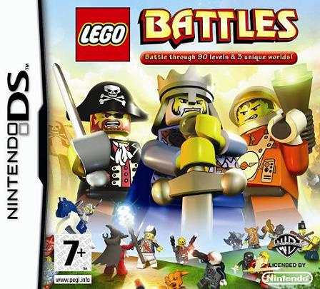Lego Battles for Nintendo DS | Gamereload.co.uk