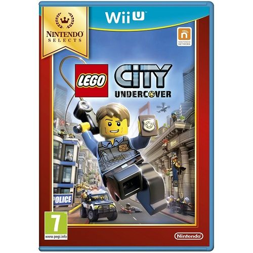 LEGO City Undercover [Selects] Wii U Game
