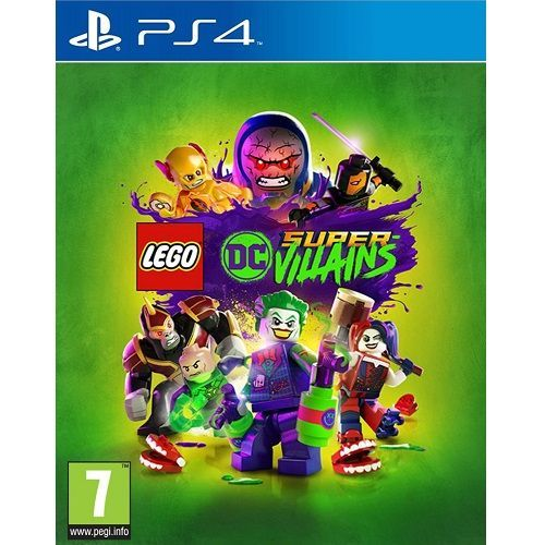 LEGO DC Super Villains PS4 Game - Gamereload.co.uk