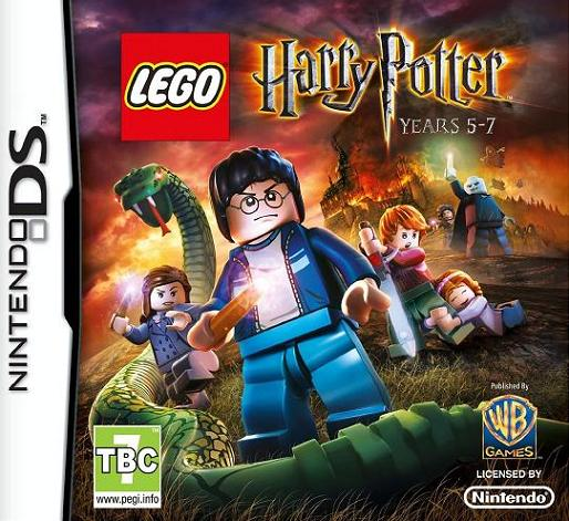LEGO Harry Potter Years 5-7 OWL Mini-toy Edition Nintendo DS Game