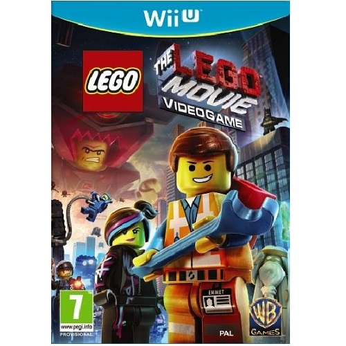 LEGO Movie The Videogame Wii U Game