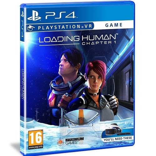 Loading Human [PSVR required] PS4 Game