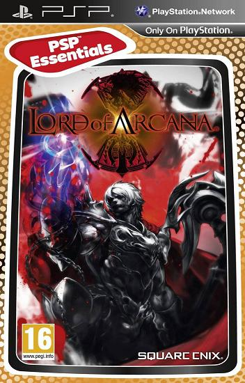 Lord of Arcana Slayer Edition PSP Game