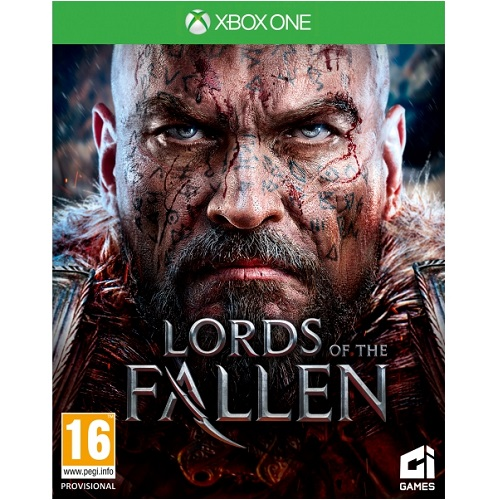 Lords of The Fallen Xbox One Game