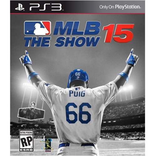 MLB 15 The Show PS3 Game