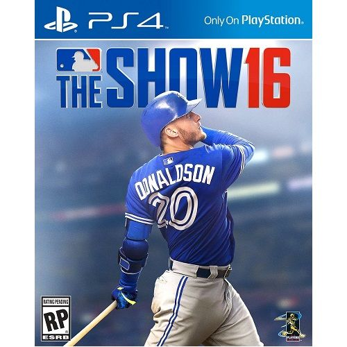 MLB The Show 16 PS4 Game