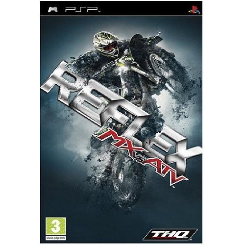 MX vs ATV Reflex [Essentials] PSP Game