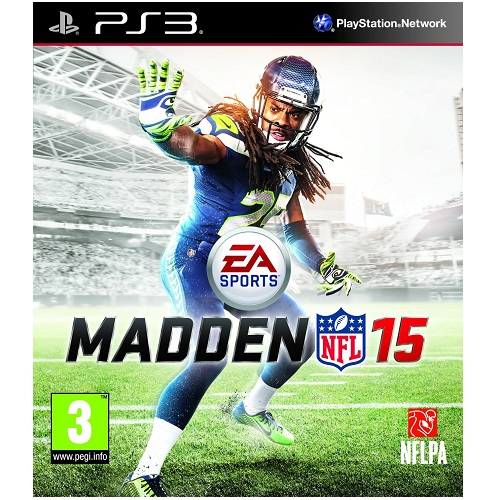 Madden NFL 15 PS3 Game