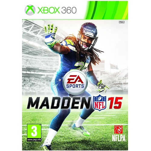 Madden NFL 15 Xbox 360 Game