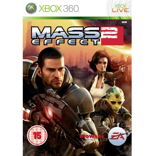 Mass Effect 2 [CLASSICS] Xbox 360 Game