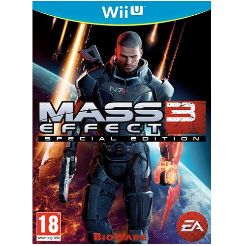 Mass Effect 3 Special Edition Wii U Game