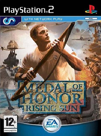 Medal of Honor Rising Sun PS2 Game