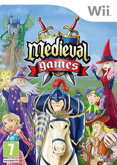Medieval Games Nintendo Wii Game