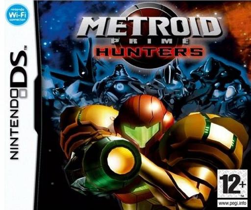 Metroid Prime Hunters Nintendo DS Game