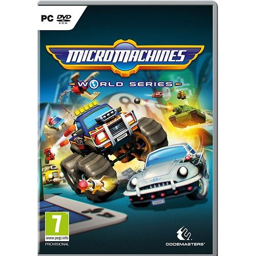 Micro Machines World Series PC Game