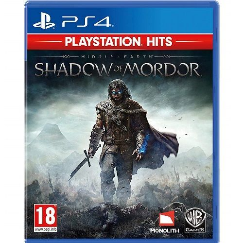 Middle-Earth Shadow of Mordor PlayStation Hits PS4 Game