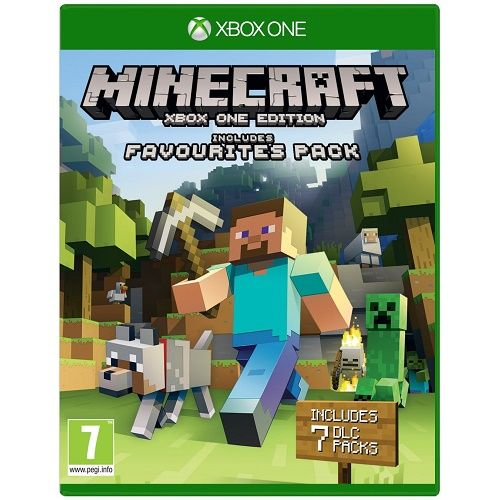 Minecraft Favorites Pack Xbox One Game