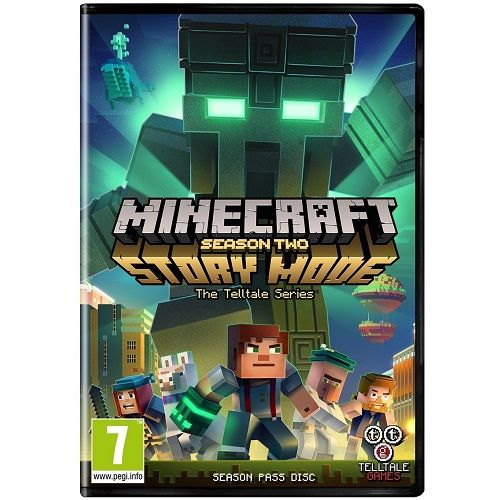 Minecraft Story Mode Season 2 PC Game