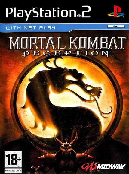 Mortal Kombat Deception PS2 Game