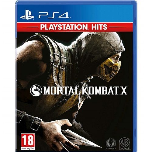 Mortal Kombat X PlayStation Hits PS4 Game