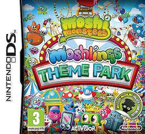 Moshi Monsters Ds Game free download
