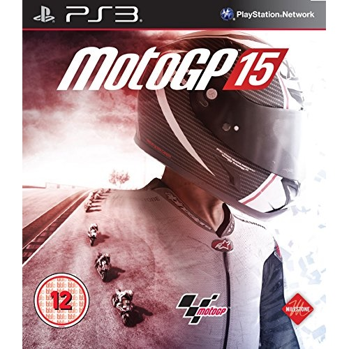 MotoGP 15 PS3 Game