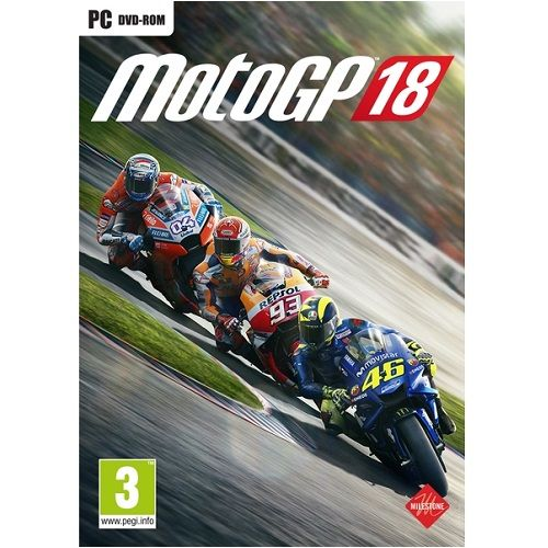 MotoGP 18 PC Game