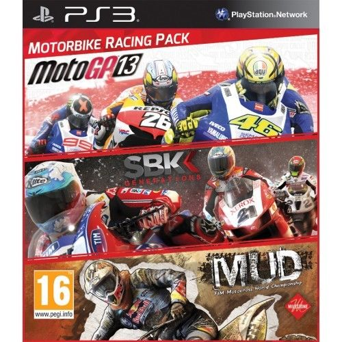 Motorbike Racing Pack PS3 Game