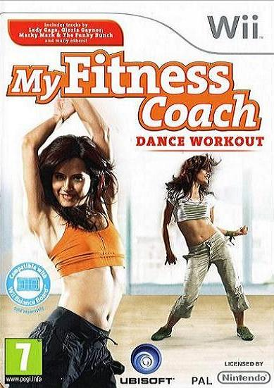 My Fitness Coach Dance Workout Nintendo Wii Game