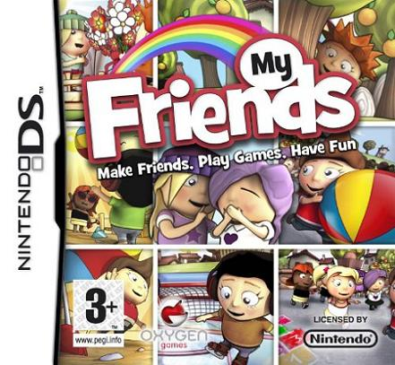 My Friends Nintendo DS Game
