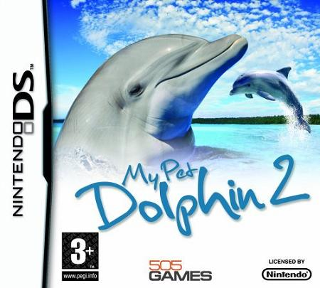 My Pet Dolphin 2 Nintendo DS Game