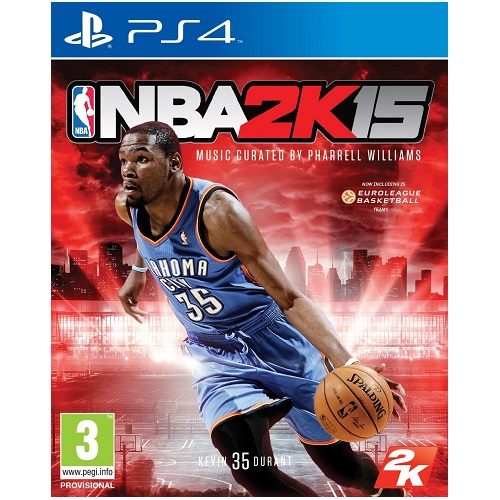 NBA 2K15 PS4 Game