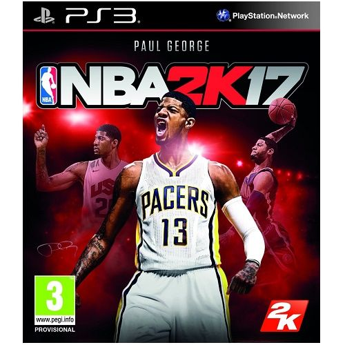 NBA 2K17 PS3 Game