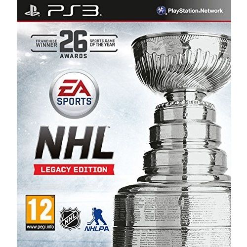 NHL 16 Legacy Edition PS3 Game