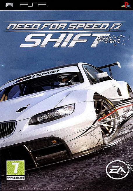 Need for Speed SHIFT [Essentials] PSP Game