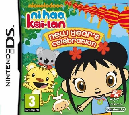 Ni Hao Kai-Lan: New Year's Celebration - Nintendo DS