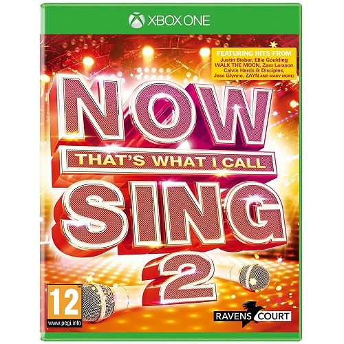 Now Thats What I Call Sing 2 Xbox One Game