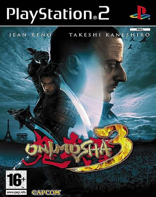 Onimusha 3 PS2 Game