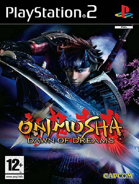 Onimusha Dawn of Dreams PS2 Game