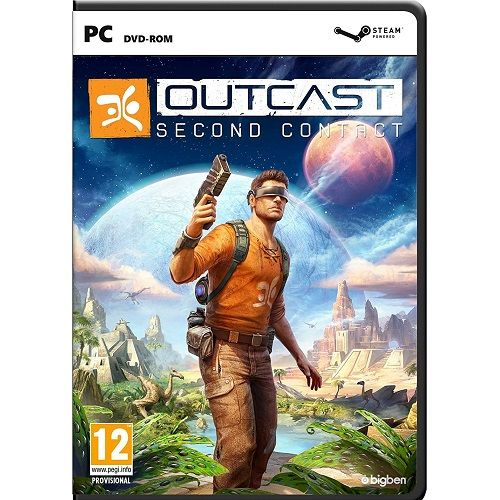 Outcast Second Contact PC Game