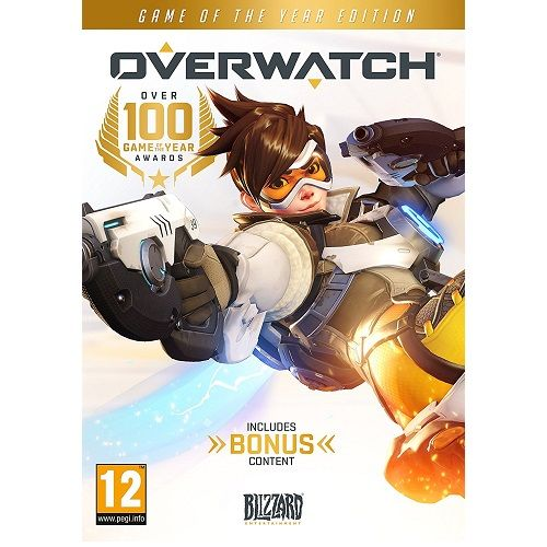 Overwatch Game Of The Year Edition [GOTY] Edition PC Game