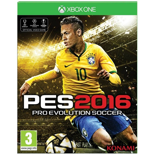 PES 2016 Pro Evolution Soccer Xbox One Game