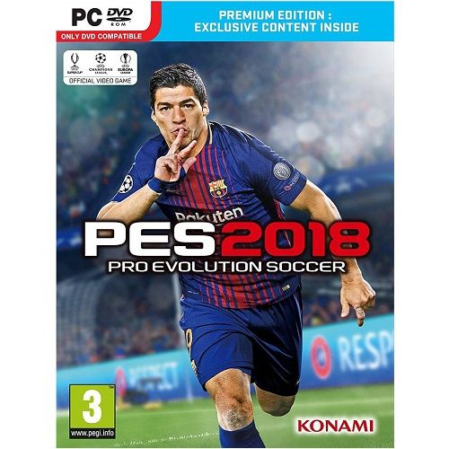 PES 2018 Pro Evolution Soccer PC Game