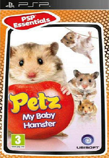 Petz My Baby Hamster [Essentials] PSP Game