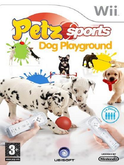 Petz Sports Dog Playground - Wii