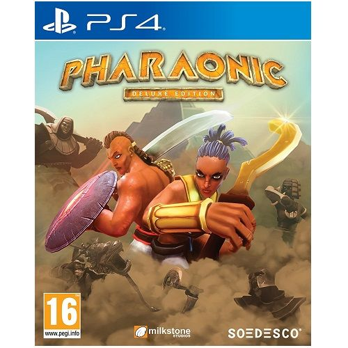 Pharaonic Deluxe Edition PS4 Game
