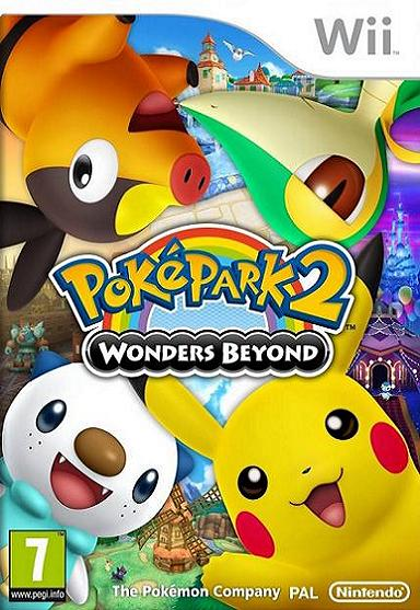 PokePark 2 Wonders Beyond Nintendo Wii Game