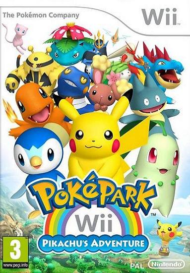 PokePark Pikachus Adventure (Selects) Nintendo Wii Game